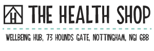 The Health Shop, Nottingham wellbeing Centre, 73 Hounds Gate, Nottingham NG1 6BB. Tel: 0115 970 9590